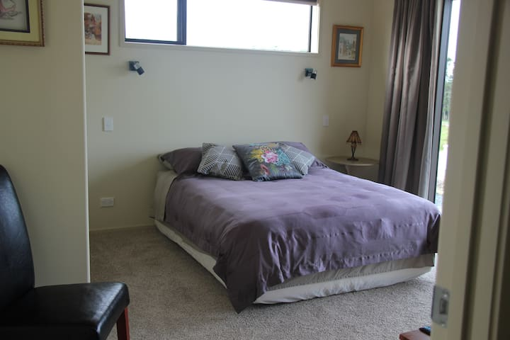 Queen room with garden view - Waipapa - Bed & Breakfast