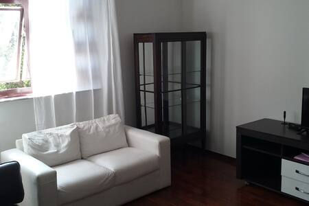 Apartamento aconchegante no Bairro Gutierrez