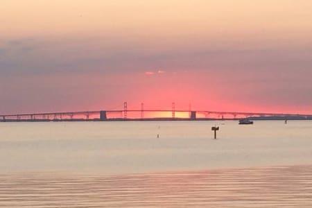 Beautiful Annapolis Waterfront - Annapolis - Casa