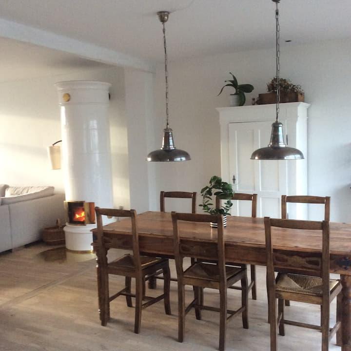 Cozy & spacious home, near CPH City
