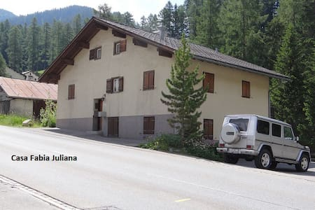 Studio near the Alp Flix (Parc Ela) - Sur - Huoneisto