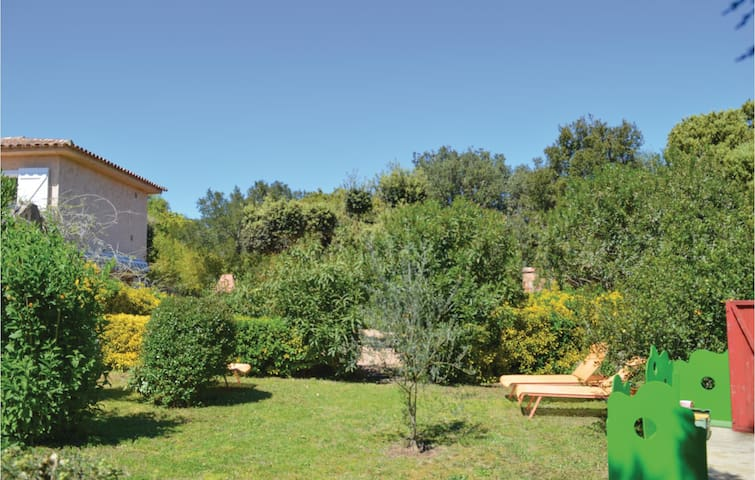 Holiday apartment with 2 bedrooms on 60m² in Porto Vecchio