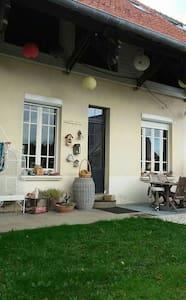 Chambres colorées a500m de la plage - Saint-Quay-Portrieux - 独立屋