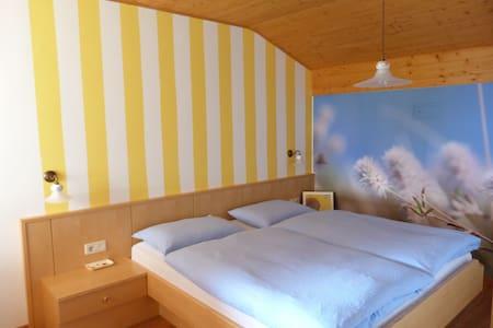 Wohnung mit süßer Dachterrasse... - Vöran - Daire
