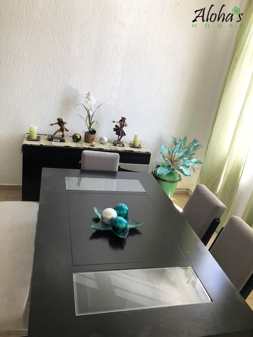 Comedor   Dinning Room