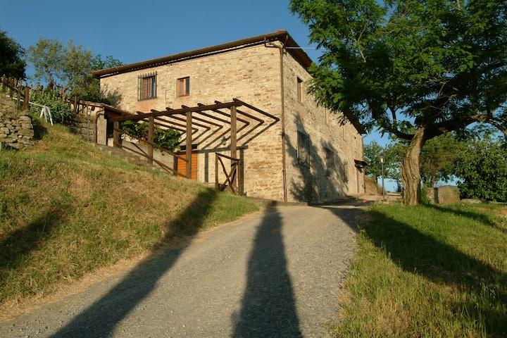 """Villa """"Il Frantoio"""" con piscina privata"""