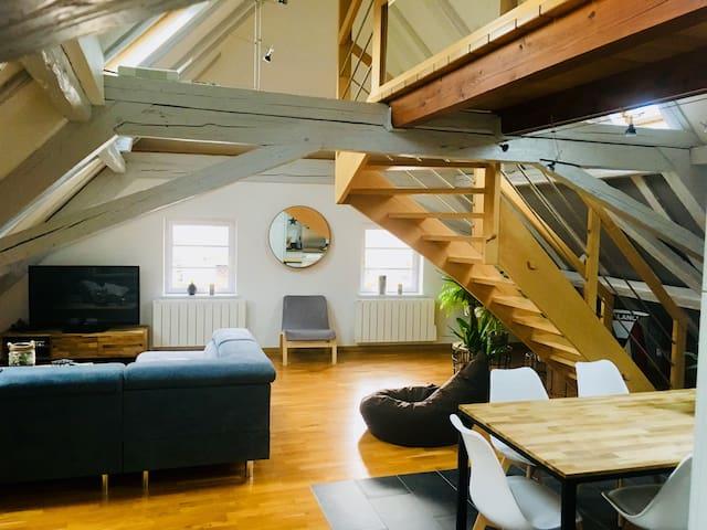 Loft Cocoon @ Ribeauvillé