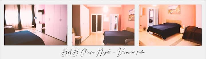 B&B Chiara Napoli - Vesuvio room