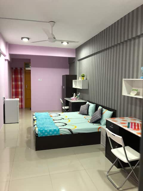 Comfy Gueststay, Westcity Soho