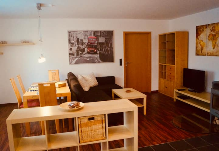 CALW - Northern Black Forest - whole apartment