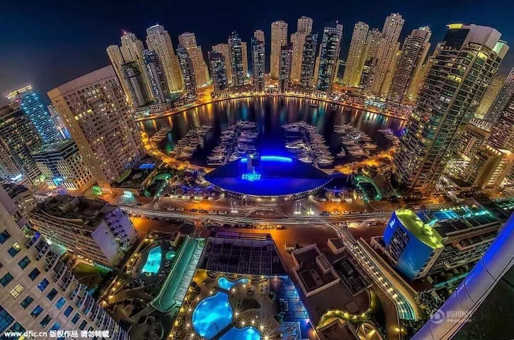 LiYa - Dubai - Wohnung