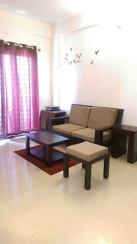 A Cozy Furnishd 1bhk with amenities - Bengaluru - Apartment