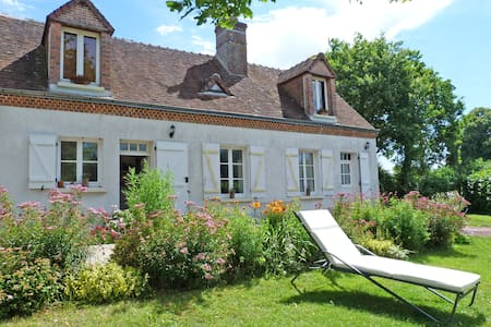 Bed & Breakfast cosy et rustique - Courtalain