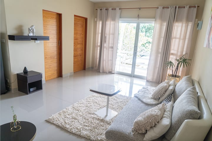Modern and cozy 2 br house in Naiharn with soul