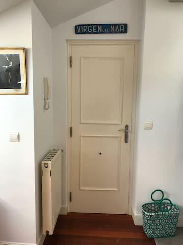 Puerta de entrada independiente