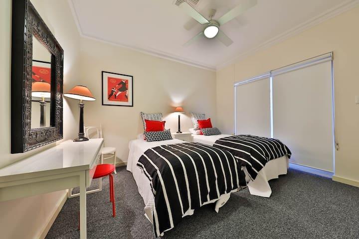 Twin King Single Beds