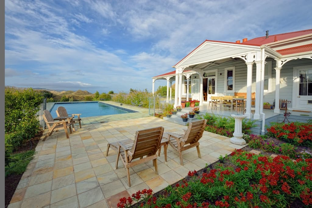 Great outdoor areas to enjoy the Hawkes Bay Sun