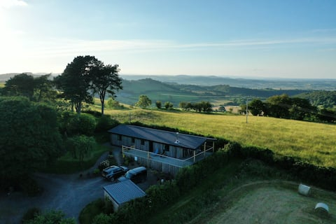 Vistas espectaculares en The Lodge, Knapp