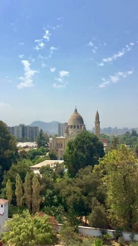 Apart, maravillosa vista. Santiago de. Chile