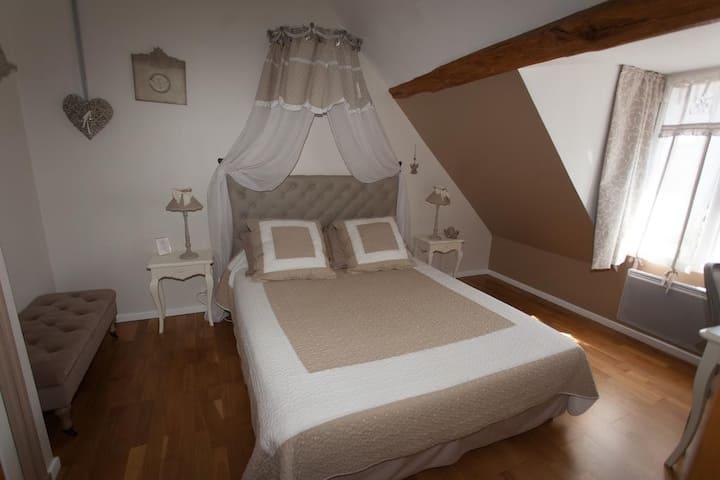 Chambre d'hôte de charme proche Amboise 2
