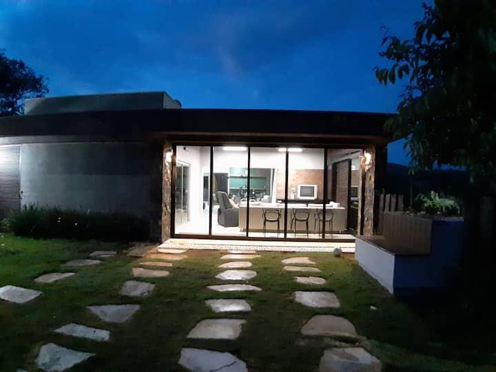 Casa de Temporada Condomínio Luxo em Capitólio