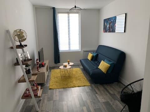 Superbe duplex indépendant neuf proche de Lille