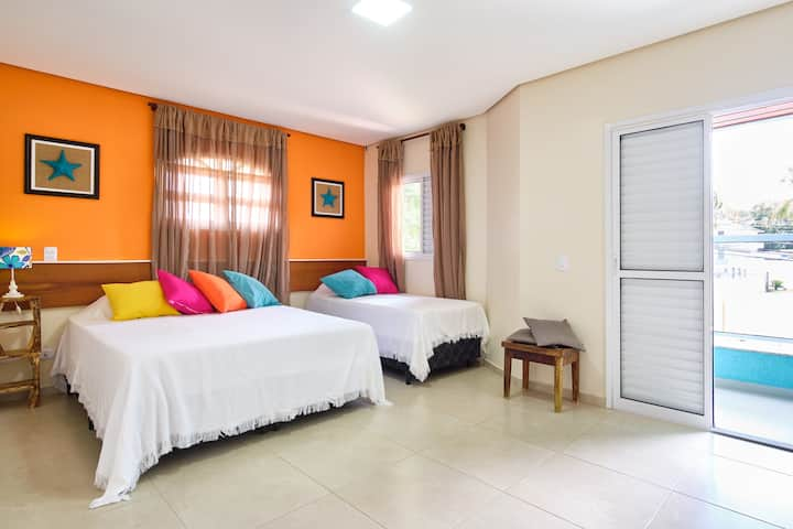 Room 7 - Triple Master - Green Haven Residence
