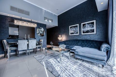 Platinum Penthouse | Balcony | Next to Marina Mall