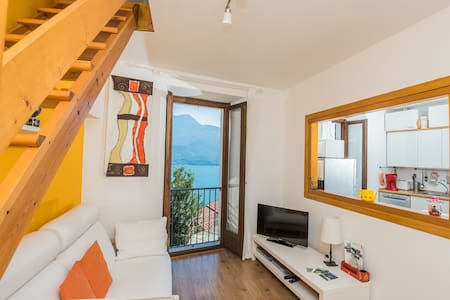 Last minute Lake Como - great view! - Gravedona ed Uniti - Casa