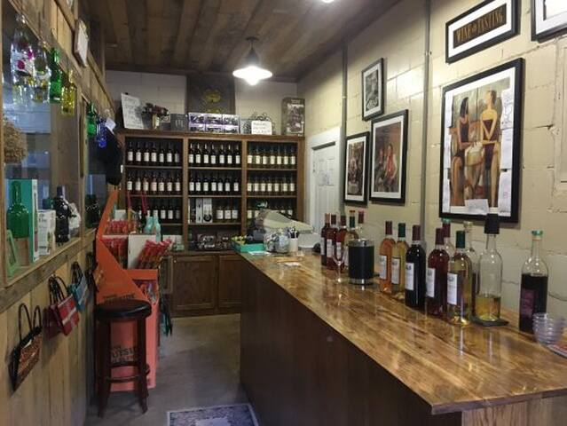 Warm Springs Winery