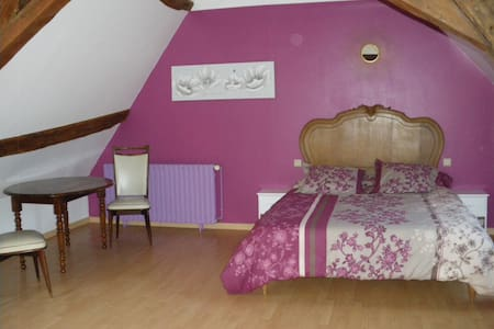 Chambre George SAND - Mosnay