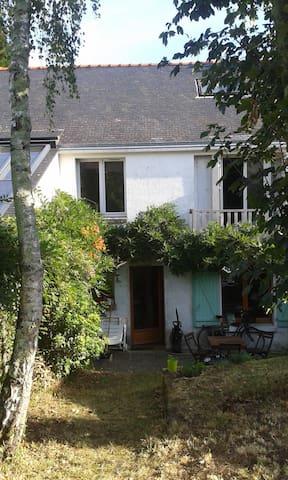 Maison des bords du Golfe - Saint-Armel - House