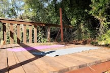 Platform for Yoga and Relaxing