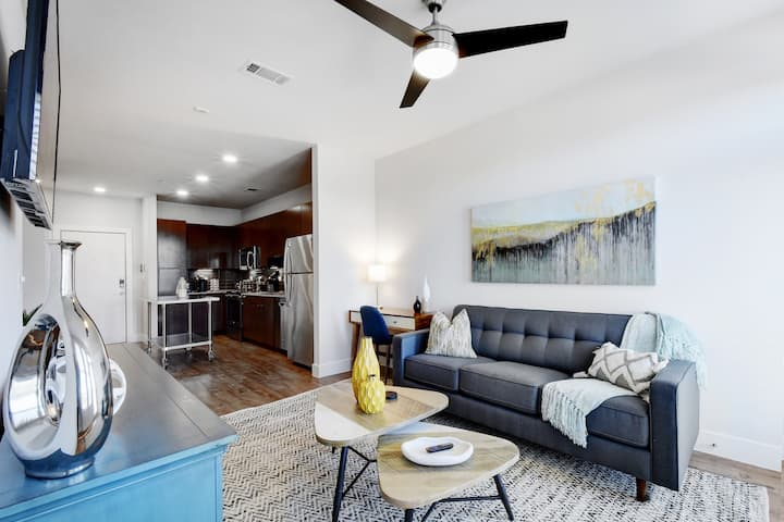 Amazing Apartment near the Riverwalk|Alamo|Pearl