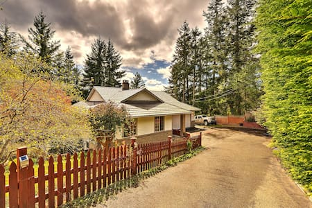 Centrally Located 3 bedroom Vancouver Island Vacation Home