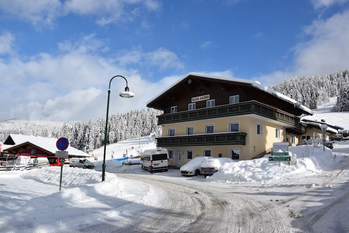 Alpine Apartment Andre 6 - Wagrain - Appartamento