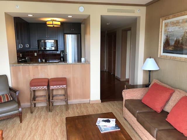 Suncadia Lodge Suite