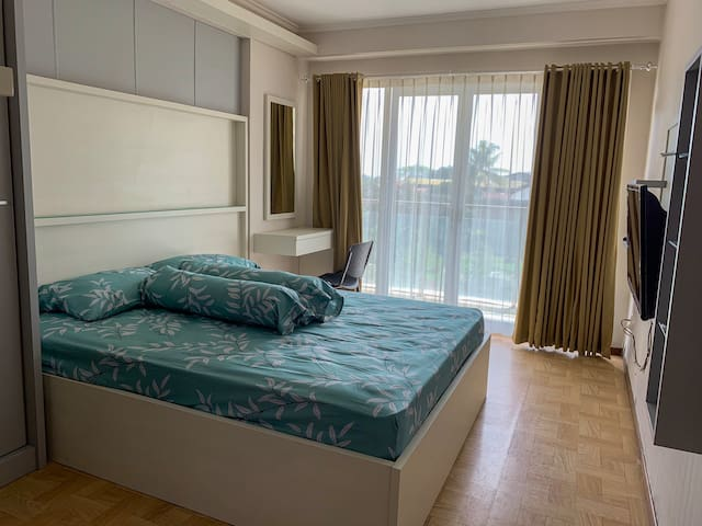 Comfy Apartment @Gateway Pasteur