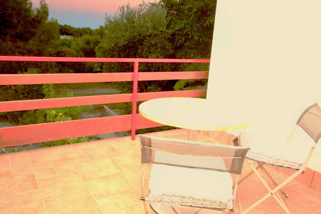 Dunja Apartments - Comfort Apartment - Balcony