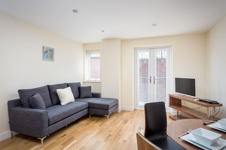 S - 17 Victoria Apartments 1 bedroom double - Swindon - Appartamento
