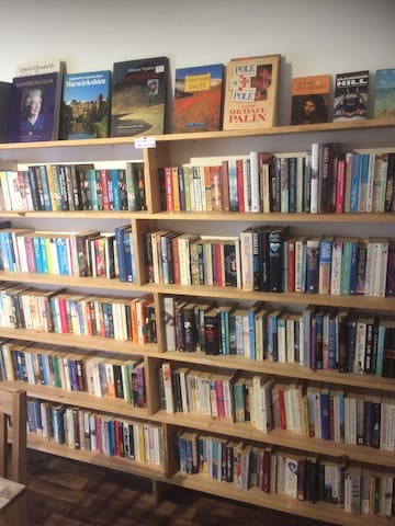 Wigtown - Be A Bookseller For A Week