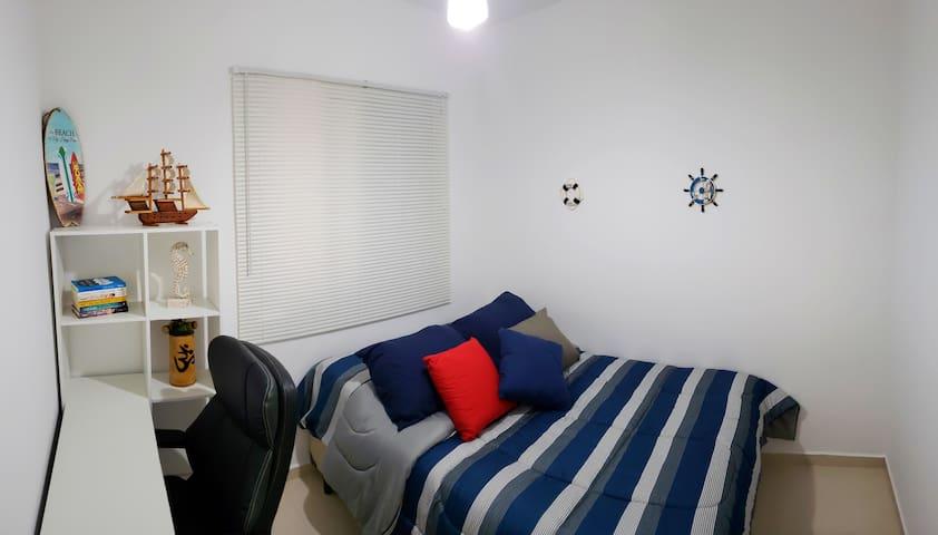 Apartamento Novo Completo 650 M do Metro