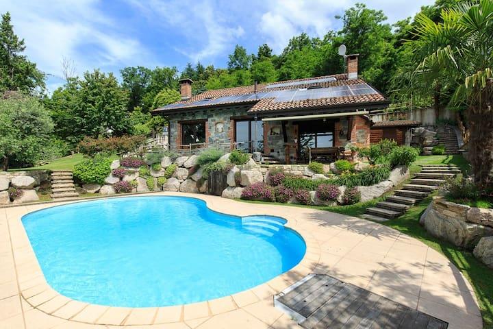 Adorable villa with private pool! - Sangiano - 別荘