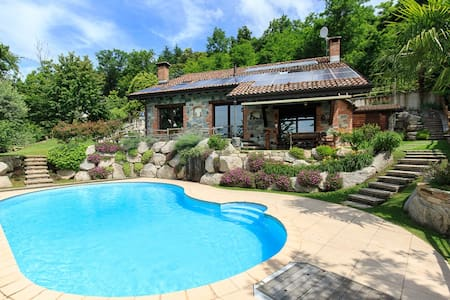 Adorable villa with private pool! - Sangiano
