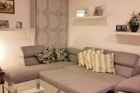 Comfortable couch bed in the living room - Piombino Dese - 公寓