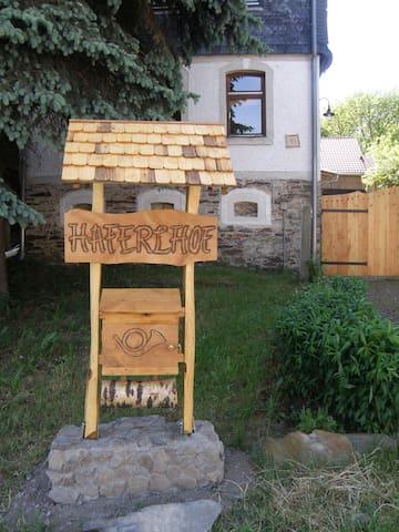 Haferlhof-idyllisches Landhaus am Hohenwartstausee - Drognitz - House