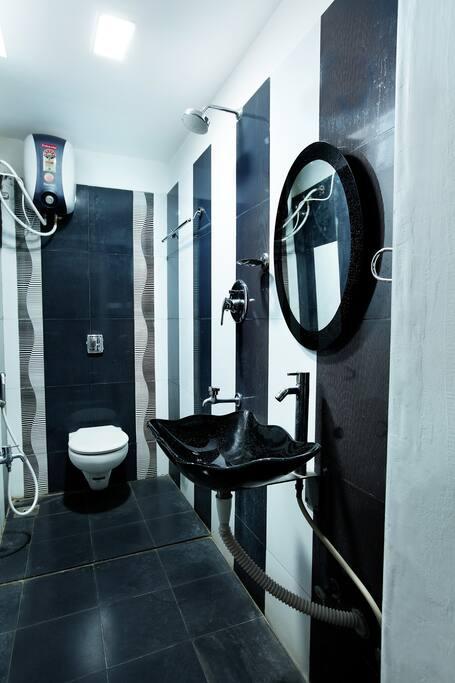 Seperate Bath Rooms