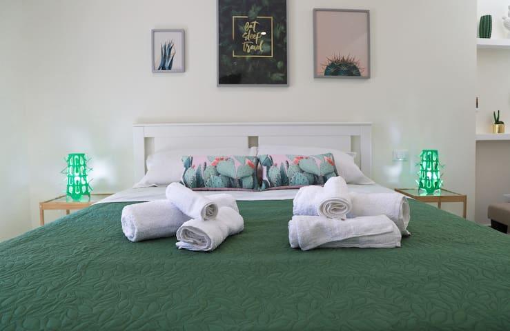 centruMassimo b&b cactus room