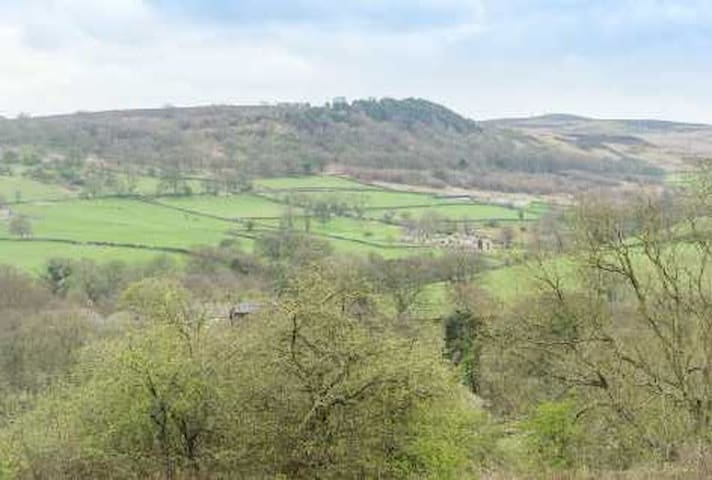 Peak National Park Apartment With Stunning Views - Hathersage - Apartmen