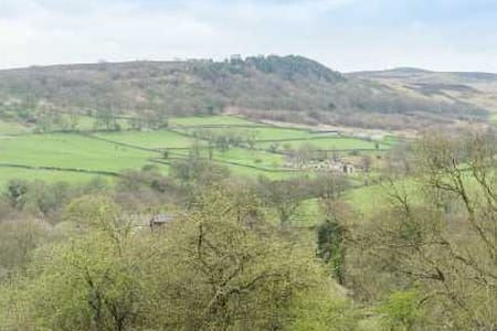 Peak National Park Apartment With Stunning Views - Hathersage